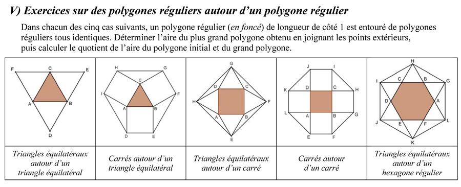Math tre - Calcul diagonale carre ...